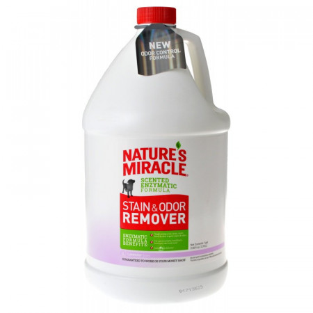 Natures Miracle Stain & Odor Remover - Lavender Scent alternate img #1