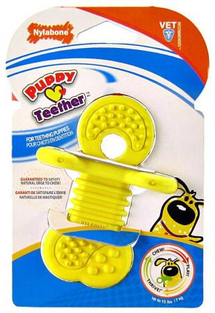 Nylabone Puppy Chew Teether Toy alternate img #1