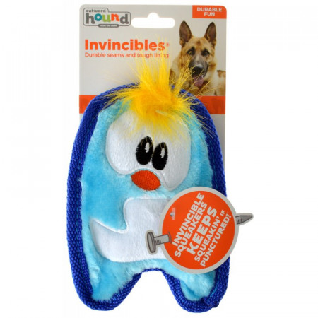 Outward Hound Invincibles Minis Penguin Dog Toy alternate img #1