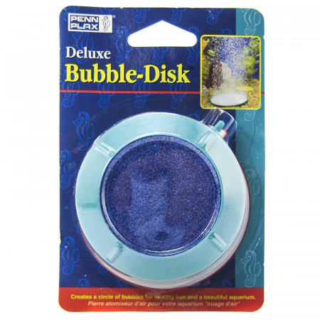 Penn Plax Deluxe Bubble-Disk Airstone alternate img #1