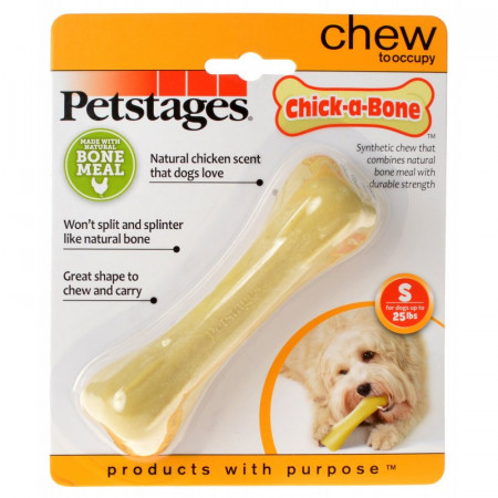 Petstages Chick-a-Bone Dog Chew alternate img #1