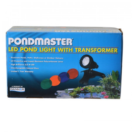 Pondmaster LED Pond Light Set with Transformer alternate img #1