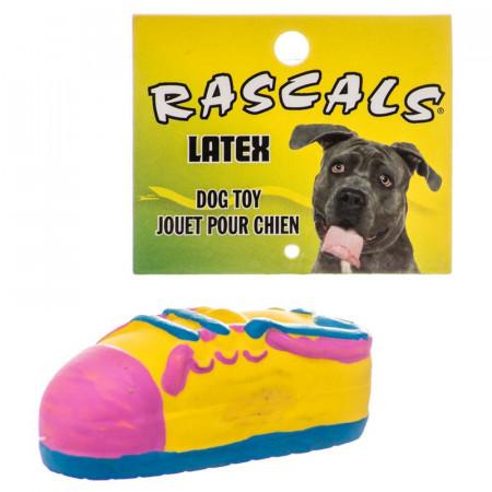 Coastal Pet Rascals Latex Small Tennis Shoe Dog Toy alternate img #1