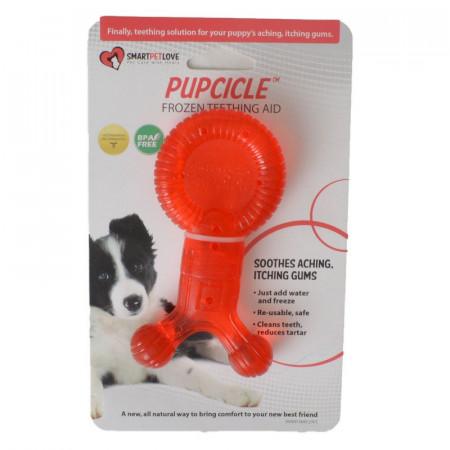 Smart Pet Love Pupcicle Teething Aid - Red alternate img #1