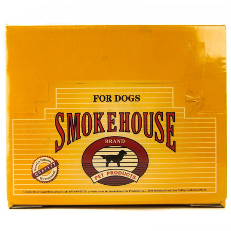 Smokehouse Pizzle Stix Dog Treats - Large alternate img #1