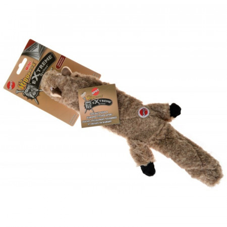 Skinneeez Extreme Quilted Squirrel Dog Toy alternate img #1