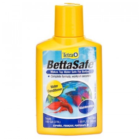 Tetra BettaSafe Water Conditioner alternate img #1