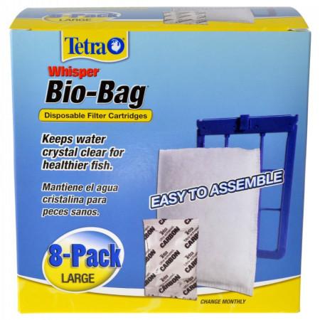 Tetra Whisper Bio-Bag Disposable Filter Cartridges - Large alternate img #1