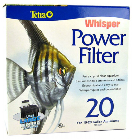 Tetra Whisper Power Filter alternate img #1