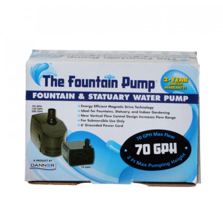 Danner The Fountain Pump Magnetic Drive Submersible Pump alternate img #1
