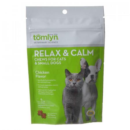 Tomlyn Relax & Calm Chews alternate img #1