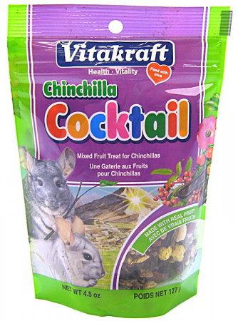 Vitakraft Chinchilla Cocktail Mixed Fruit Treat alternate img #1