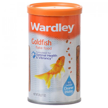 Wardley Goldfish Flake Food alternate img #1