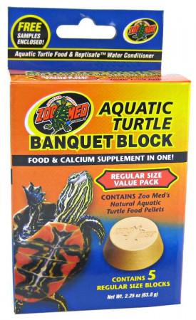 Zoo Med Aquatic Turtle Banquet Blocks alternate img #1
