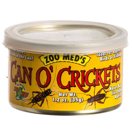 Zoo Med Can O' Crickets alternate img #1