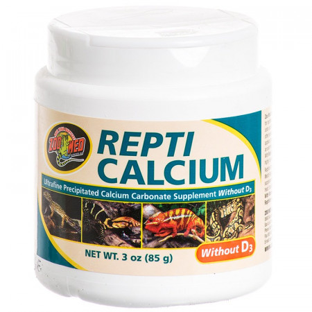 Zoo Med Repti Calcium Supplement without D3 alternate img #1