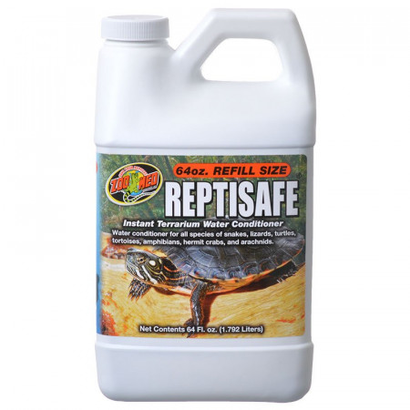 Zoo Med ReptiSafe Instant Terrarium Water Conditioner alternate img #1