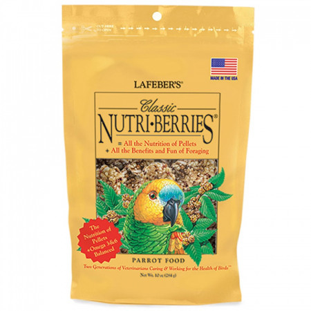 Lafeber Classic Nutri-Berries - Parrot Food alternate img #1