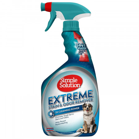 Simple Solution Extreme Stain & Odor Remover alternate img #1