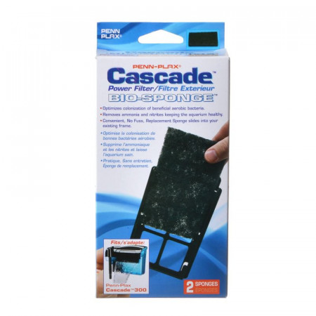 Cascade 300 Power Filter Bio-Sponge Cartridge alternate img #1