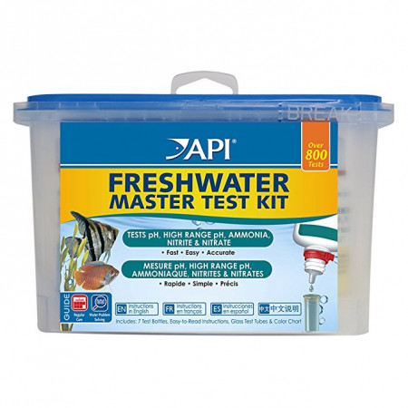API Freshwater Master Test Kit alternate img #1