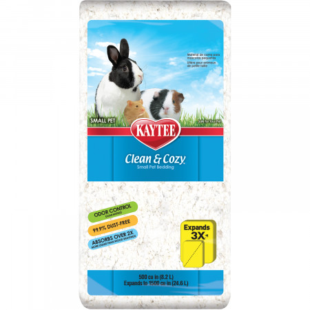 Kaytee Clean & Cozy Small Pet Bedding alternate img #1