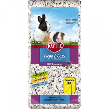Kaytee Clean & Cozy Small Pet Bedding - Lavender alternate img #1