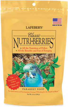 Lafeber Classic Nutri-Berries - Parakeet Food alternate img #1