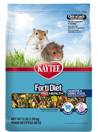 Kaytee Forti Diet Pro Health Healthy Support Diet - Hamster & Gerbil alternate img #1