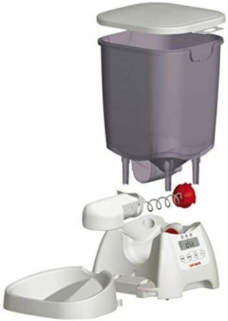 Cat Mate C3000 Automatic Dry Food Pet Feeder alternate img #5