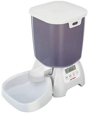 Cat Mate C3000 Automatic Dry Food Pet Feeder alternate img #3