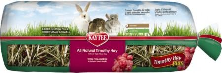 Kaytee Timothy Hay Plus Cranberries alternate img #1