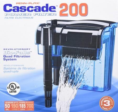 Cascade Power Filter for Aquariums alternate img #3