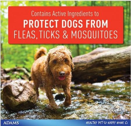 Adams Plus Flea & Tick Collar - Large Dogs alternate img #3