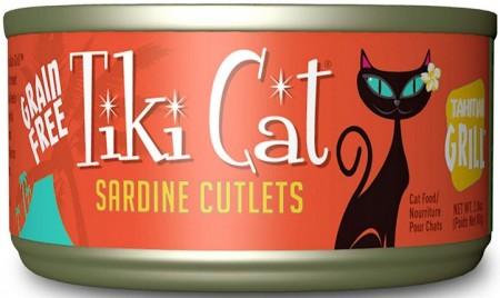 Tiki Cat Sardine Cutlets Cat Food alternate img #1