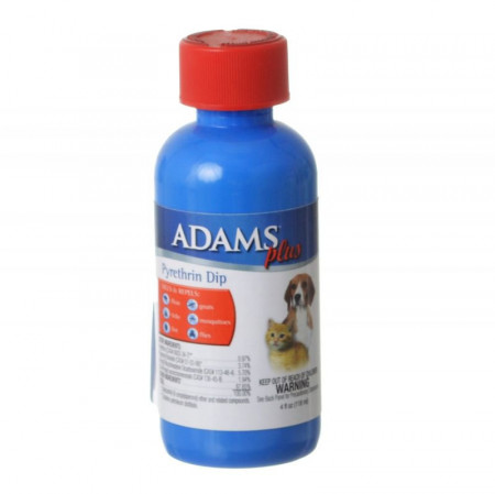 Adams Plus Pyrethrin Dip for Dogs & Cats alternate img #1