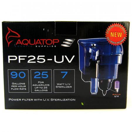 Aquatop Power Filter with UV Sterilizer alternate img #1