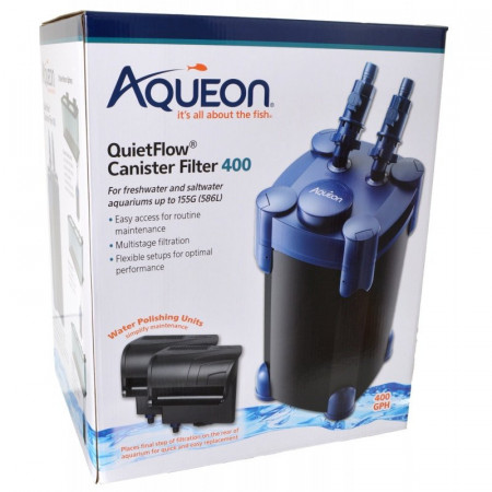 Aqueon QuietFlow Canister Filter alternate img #1