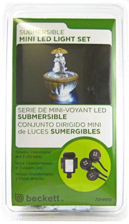 Beckett Submersible Mini LED Light Set alternate img #1