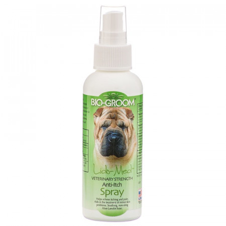 Bio Groom Lido-Med Anti Itch Spray alternate img #1