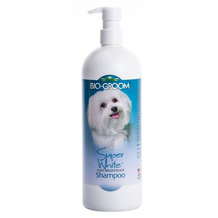 Bio Groom Super White Coat Brightener Shampoo alternate img #1