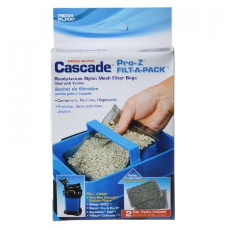 Cascade Pro-Z Filt-A-Pack Nylon Mesh Filter Bags with Zeolite alternate img #1