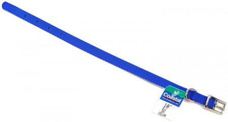 Coastal Pet Single Nylon Collar - Blue alternate img #1