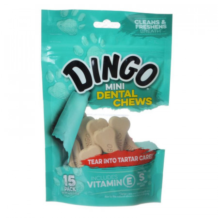 Dingo Dental Chews - Mini alternate img #1