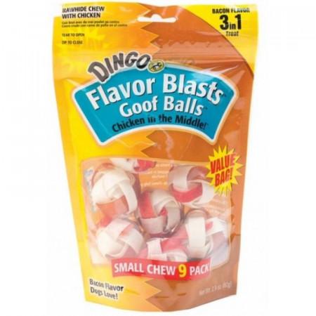 Dingo Flavor Blasts Goof Balls - Chicken alternate img #1