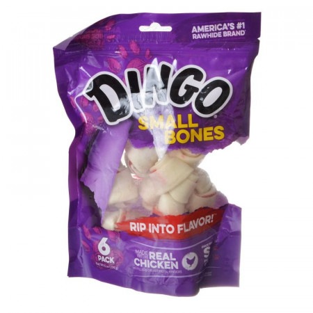 Dingo Small Bones with Real Chicken alternate img #1