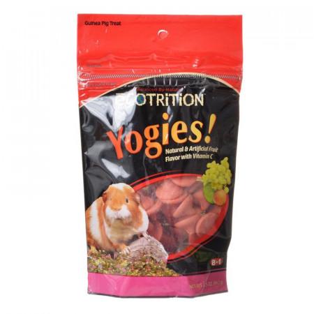 Ecotrition Yogies Guinea Pig Treats - Fruit Flavor with Vitamin C alternate img #1