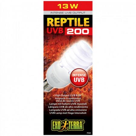 Exo Terra Reptile UVB 200 HO Bulb alternate img #1