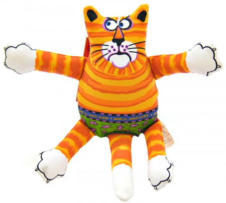 Fat Cat Terrible Nasty Scaries Dog Toy alternate img #1