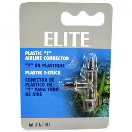 Elite Plastic T Airline Connector alternate img #1